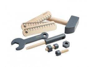Flexa Dřevěné nářadí s kladívkem