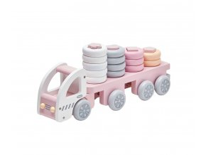 1000172 Shape Sorter Truck Pink preview
