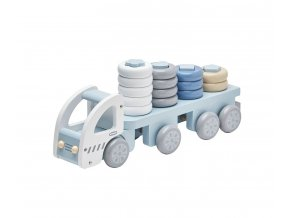 1000173 Shape Sorter Truck Blue preview