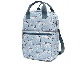 back pack large wolves bp13 la 1