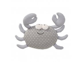 bloomingville knitted toy crab 01