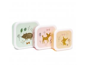 lunchbox set forest friends lb13e 1