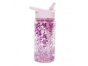drinking bottle glitter orchid ice db10