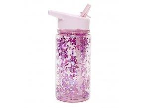 drinking bottle glitter orchid ice db10
