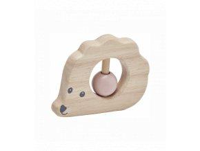 1000141 wooden rattle edv