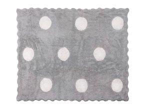 Aratextil Koberec Topos šedý 120 x 160 cm