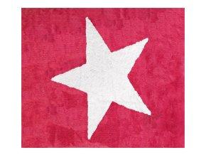 Aratextil Koberec Estela tmavě růžový 120 x 160 cm