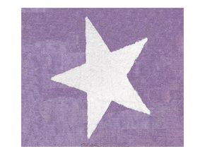 Aratextil Koberec Estela fialový 120 x 160 cm