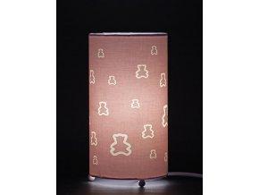 Aratextil Stolní lampička Paddington Rosa