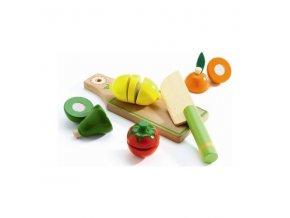Djeco Hra Krájení ovoce