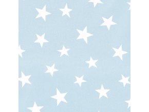 Inke Tapeta na zeď Stars Modrá 1000 x 53 cm