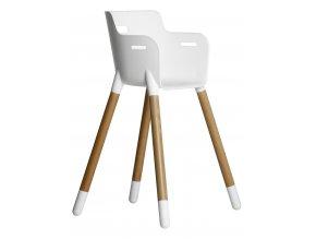 Flexa Dětská židlička Buk