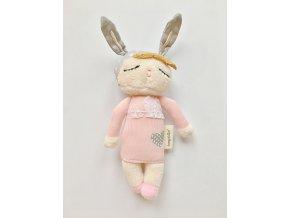 Mini panenka Metoo v růžových šatech