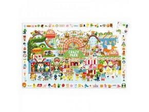 observation puzzle crazy park dj07593