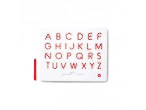 magneticka tabulka velke tiskaci pismo
