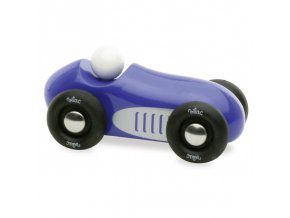 mini old sport car blue (1)