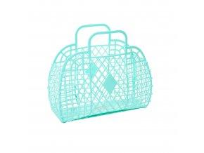 Mint Retro basket large