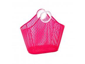 Red Fiesta shopper