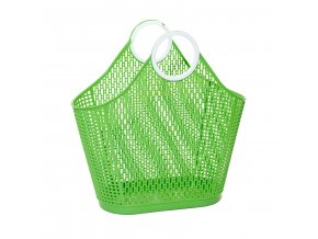 Green Fiesta shopper