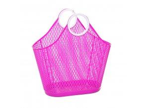 Pink Fiesta shopper