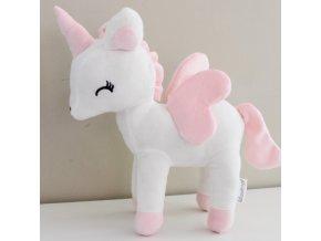 3175 unicorn bialy white jednorozec m