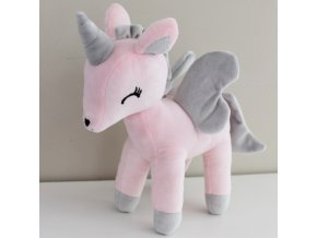 3161 unicorn pink jednorozec m