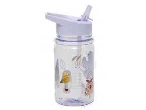 drinking bottle lama friends lilac db7 1 1