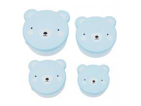 SBBEBU02 3 LR snack box bear blue