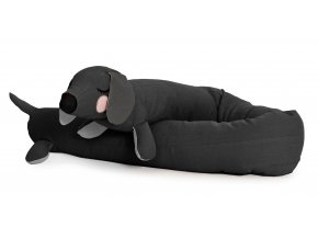 Roommate Lazy long Dog Anthracite