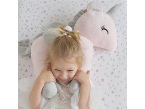 3259 jednorozec jednorozec unicorn unicorns pink rozowy xl