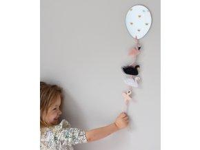 3233 small balloon balon maly mirror