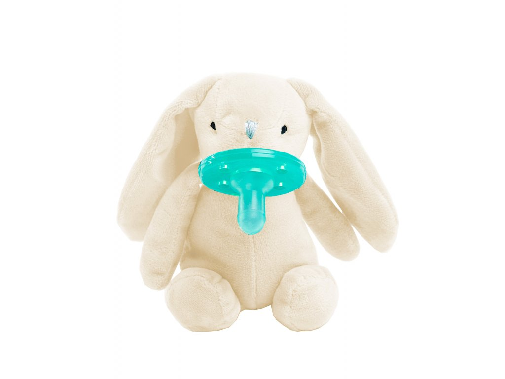 Biely zajačik uspávačik