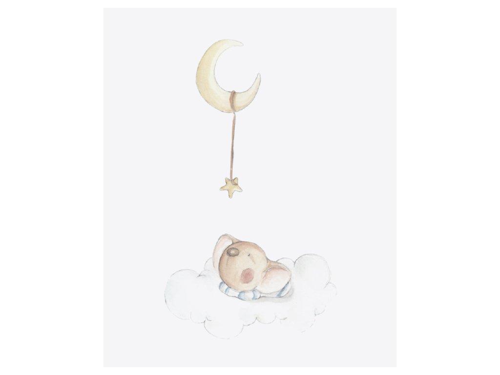 Sweet Dream Child nálepka do detskej izby
