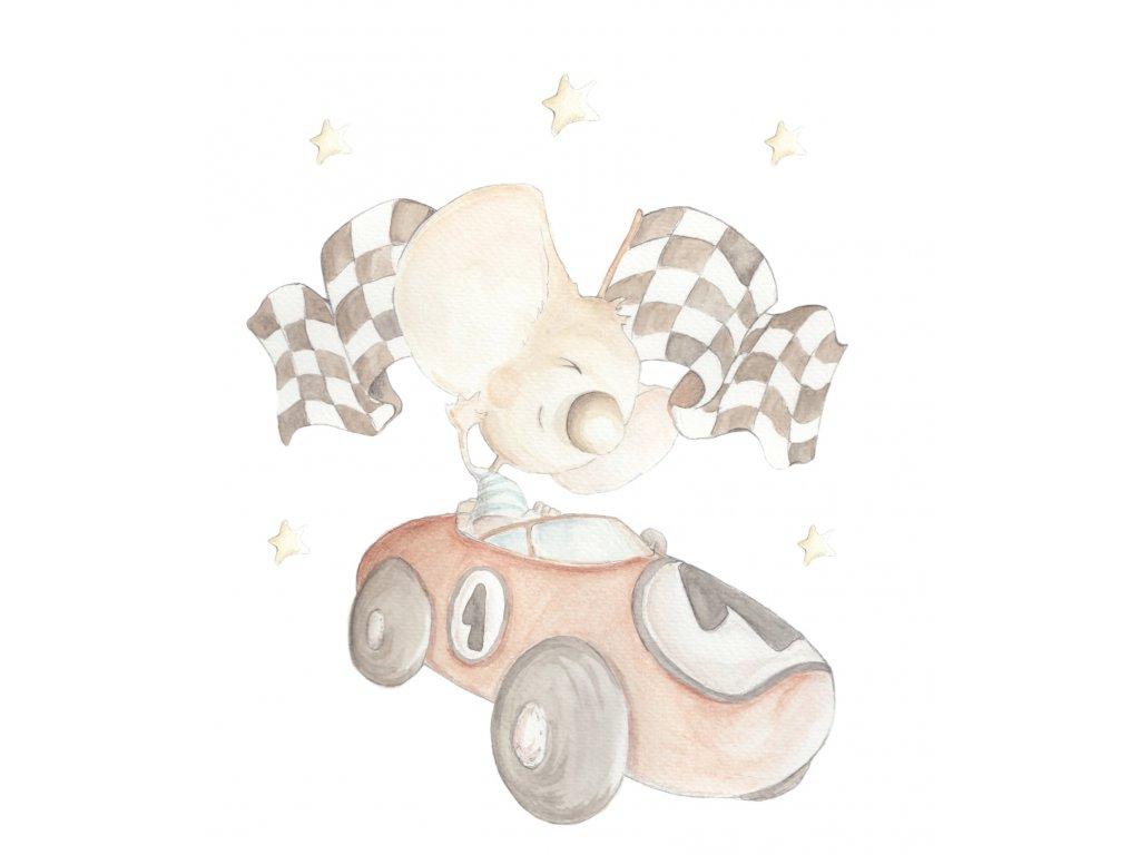 Pretekárske auto