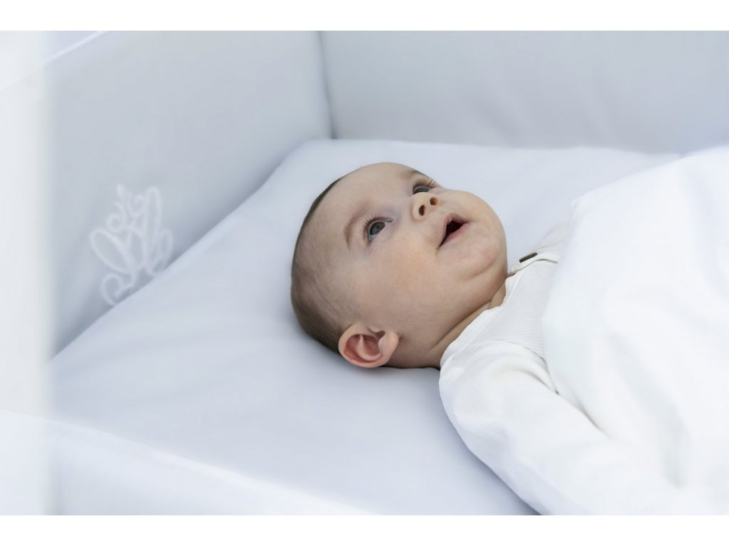 Caramella Baby Blue dětské povlečení