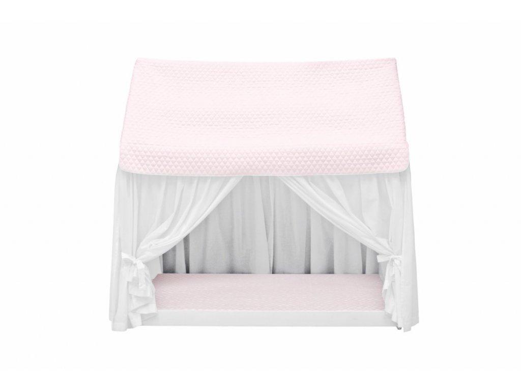 Caramella Baby Pink Dream dětský domeček růžový