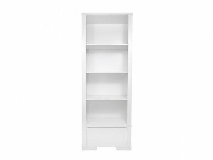 Caramella Modern Line dětská knihovna bílá