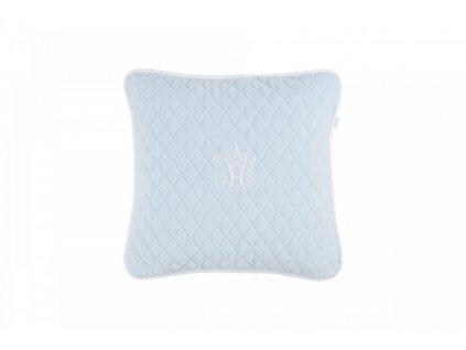 Caramella Baby Blue malý dekorační polštář modrý