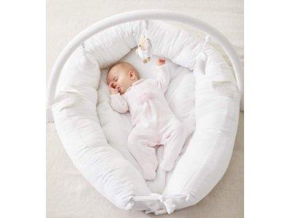 Nanán hnízdo na spaní pro miminko Tato