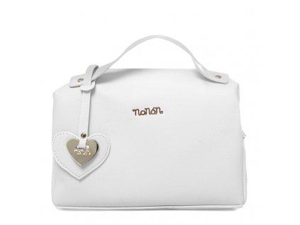 Nanán mini taška pro maminky Eco bílá
