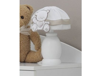 Italbaby stolní lampa Jolie béžová