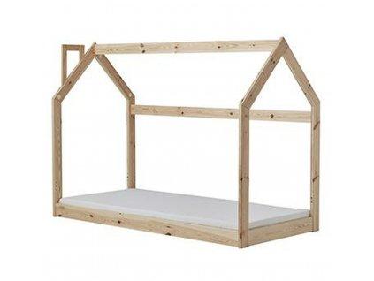 Quax dětská postel ve tvaru domečku My Home