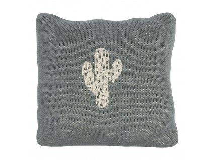 Quax dekorační polštář Kaktus 30x30cm