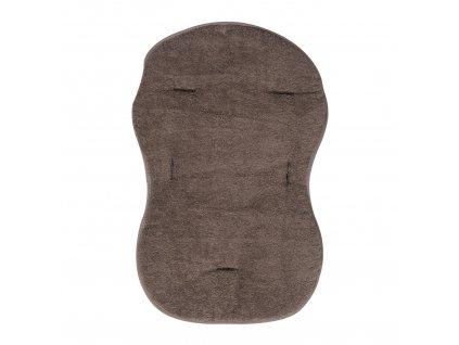 Quax bavlněný potah pro židli šedý