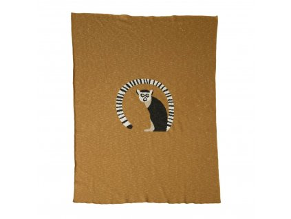 Quax pletená deka Maki 100x160cm