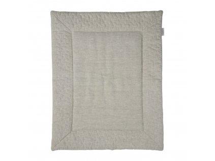 Quax kobereček na hraní Natural linen 93x73cm