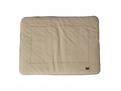 Quax Ethnic kobereček na hraní 93x73cm béžový