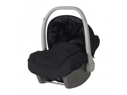 Quax dětská autosedačka 0-13 kg Avenue černá