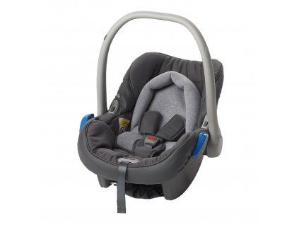 Quax dětská autosedačka 0-13 kg Avenue šedá