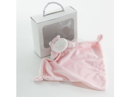 Nanán dětský usínáček Bombo růžový